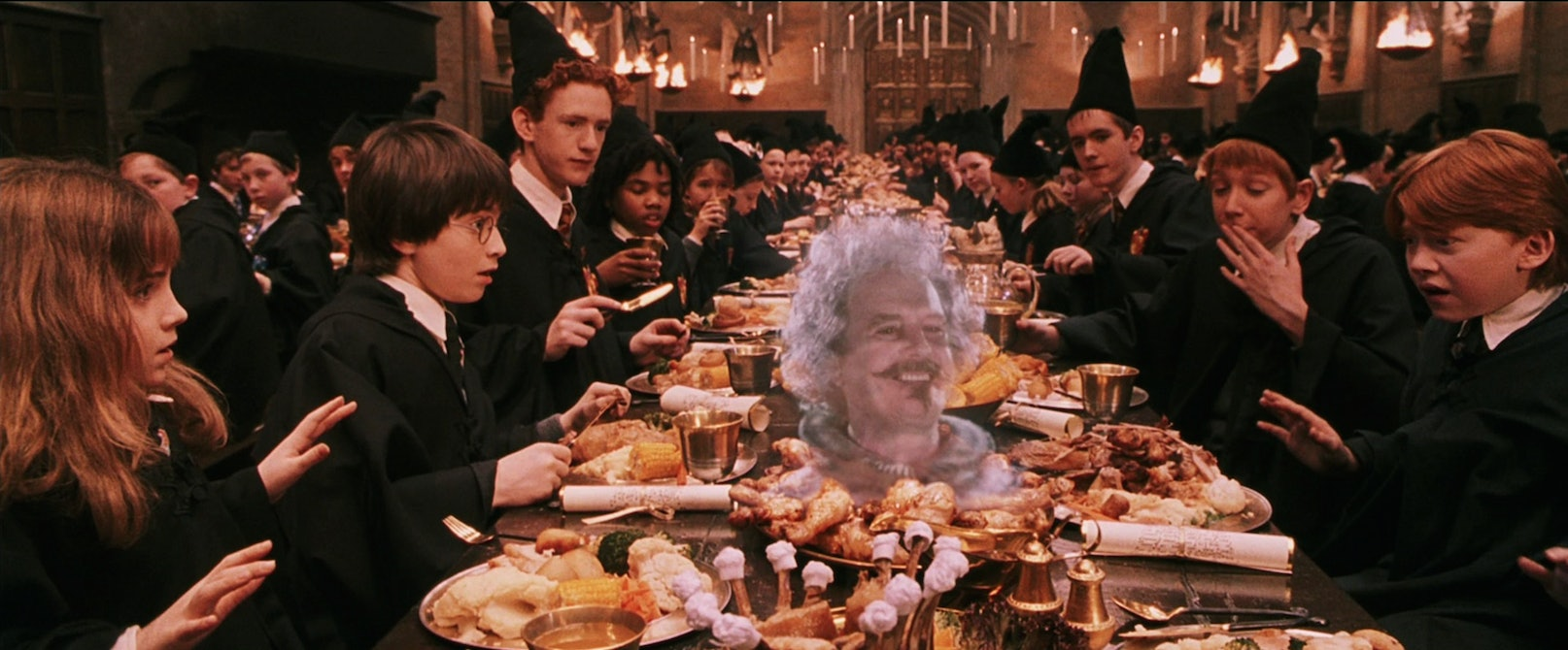 A Harry PotterThemed Brunch Is Coming To New York City Yes