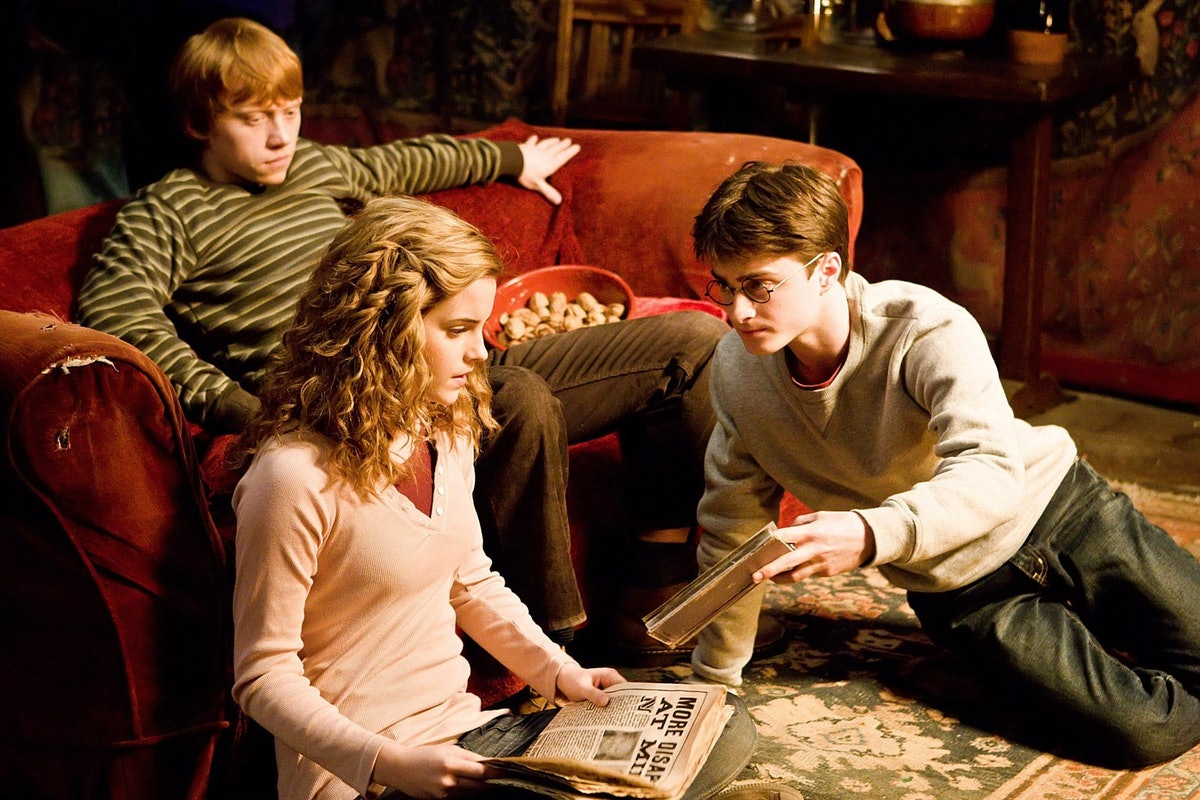 Harry Potter Book Night Is Coming To The United States For The First Time In February