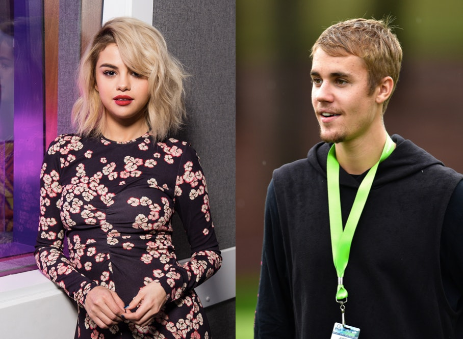 selena gomez dating justin again