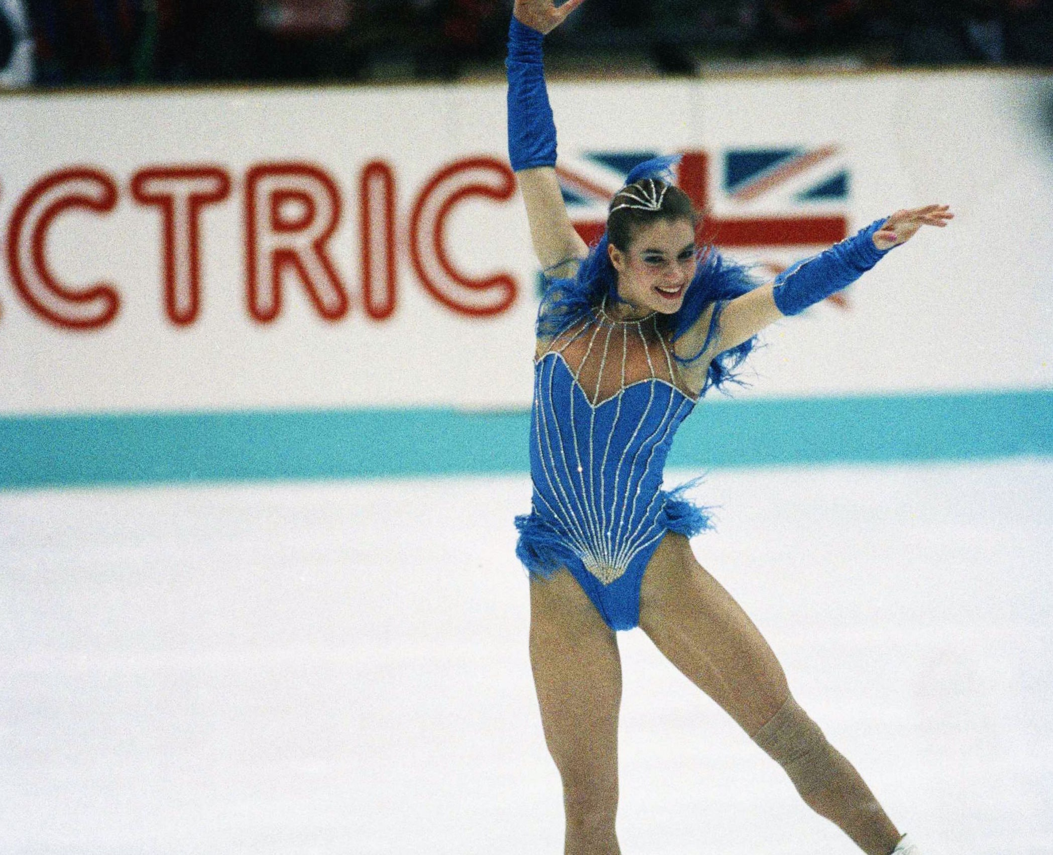 Details about  /competition ice figure skating dress