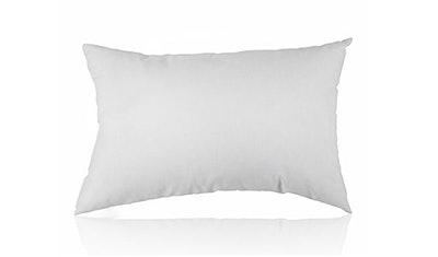 Continental Bedding White Goose Down Luxury Pillow