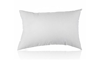 Continental Bedding White Goose Down Luxury Pillow