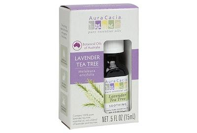 Aura Cacia Lavender Tea Tree Essential Oil