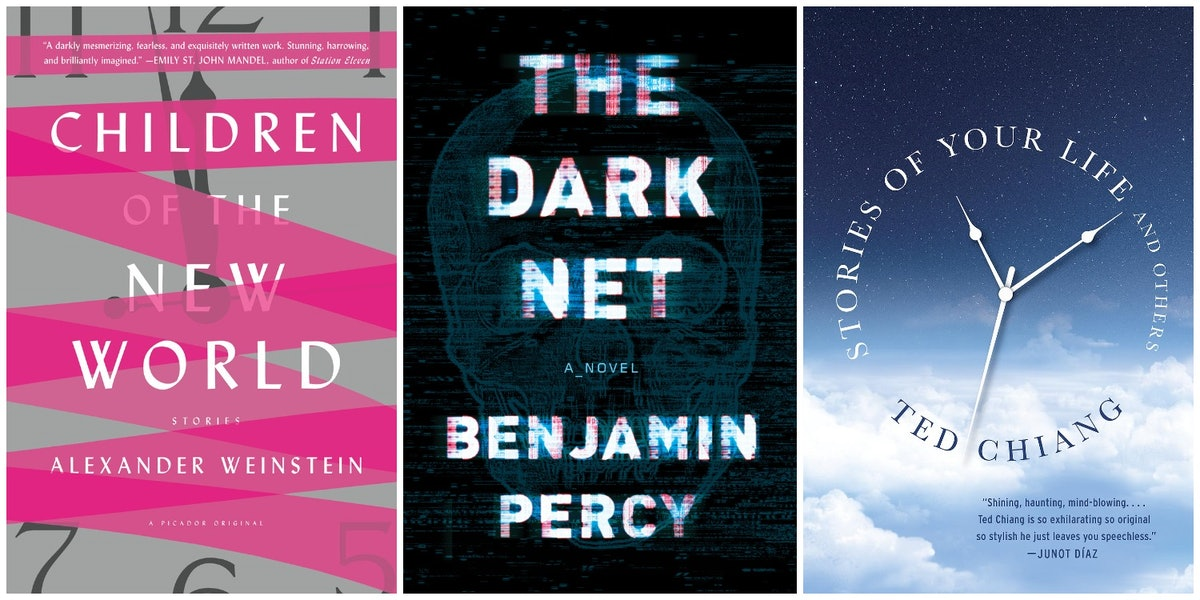10 Books Like 'Black Mirror' With Mind-Bending Twists That Will Hook You 'Til The Last Page