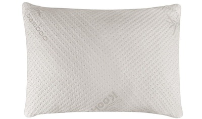 Snuggle-Pedic Ultra Luxury Bamboo Shredded Memory Foam Pillow