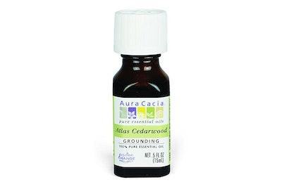 Aura Cacia Atlas Cedarwood Essential Oil