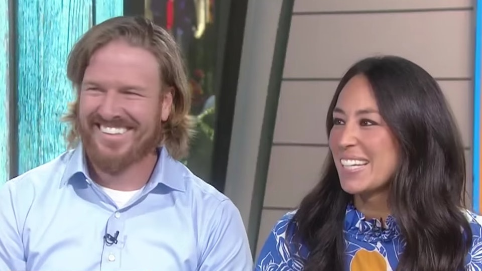 When Is Joanna Gaines Due The Fixer Upper Star Is Expecting Her