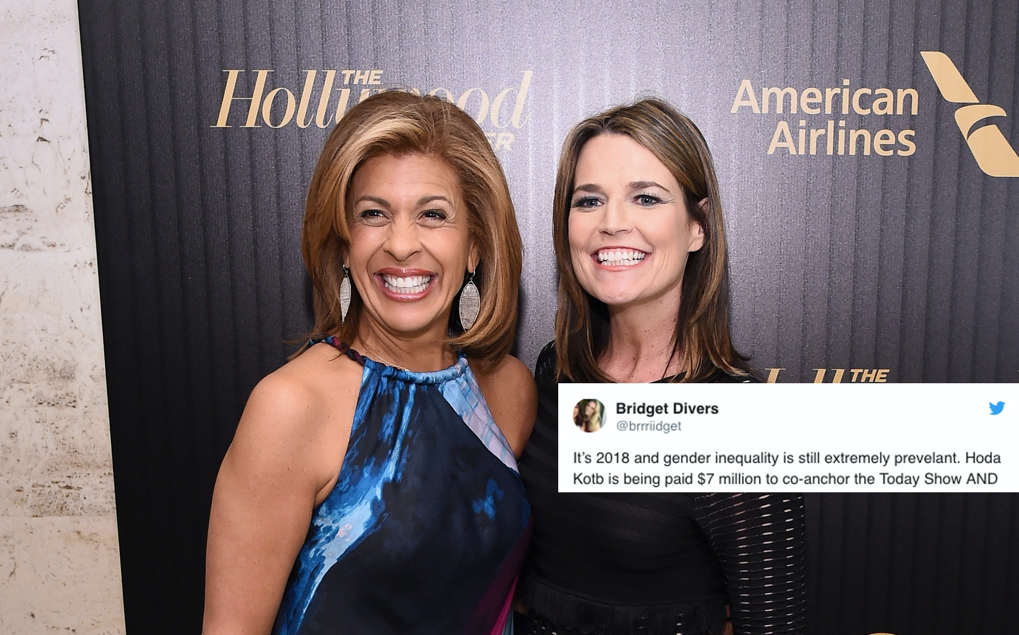 Hoda Kotb Savannah Guthrie S Combined Salaries Are Reportedly Way Less Than Matt Lauer S