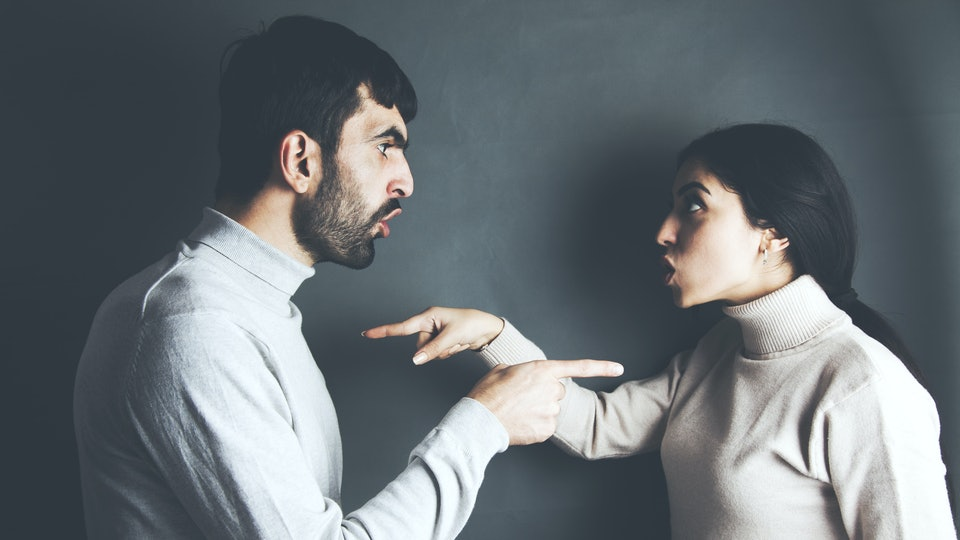 arguing while pregnant first trimester