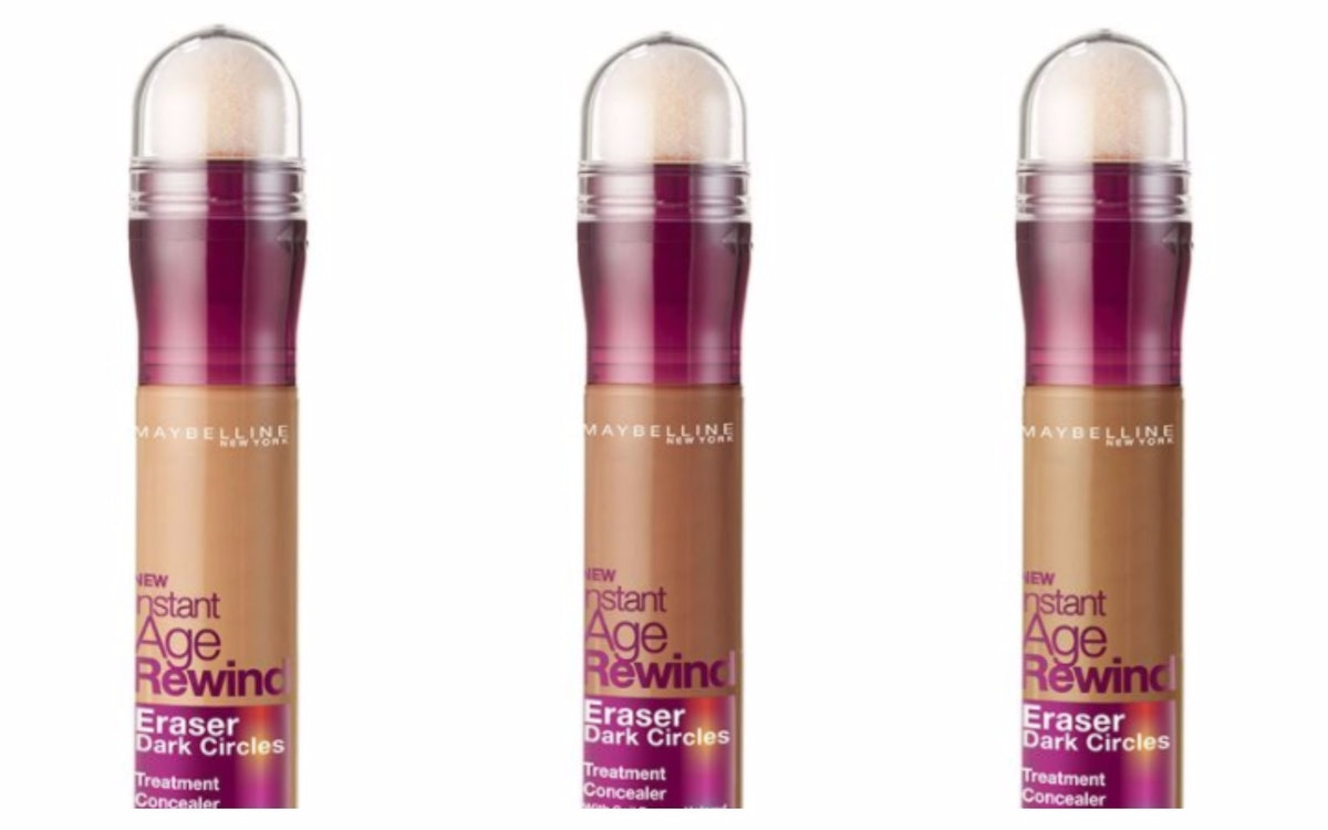 Maybelline Expanded Its Instant Age Rewind Concealer Line So Women Of Color Can Use The Cult-Fave Product