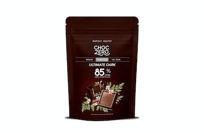ChocZero 85% Ultimate Dark Chocolate