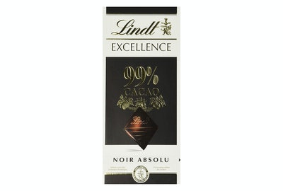 Lindt Excellence 99% Cocoa