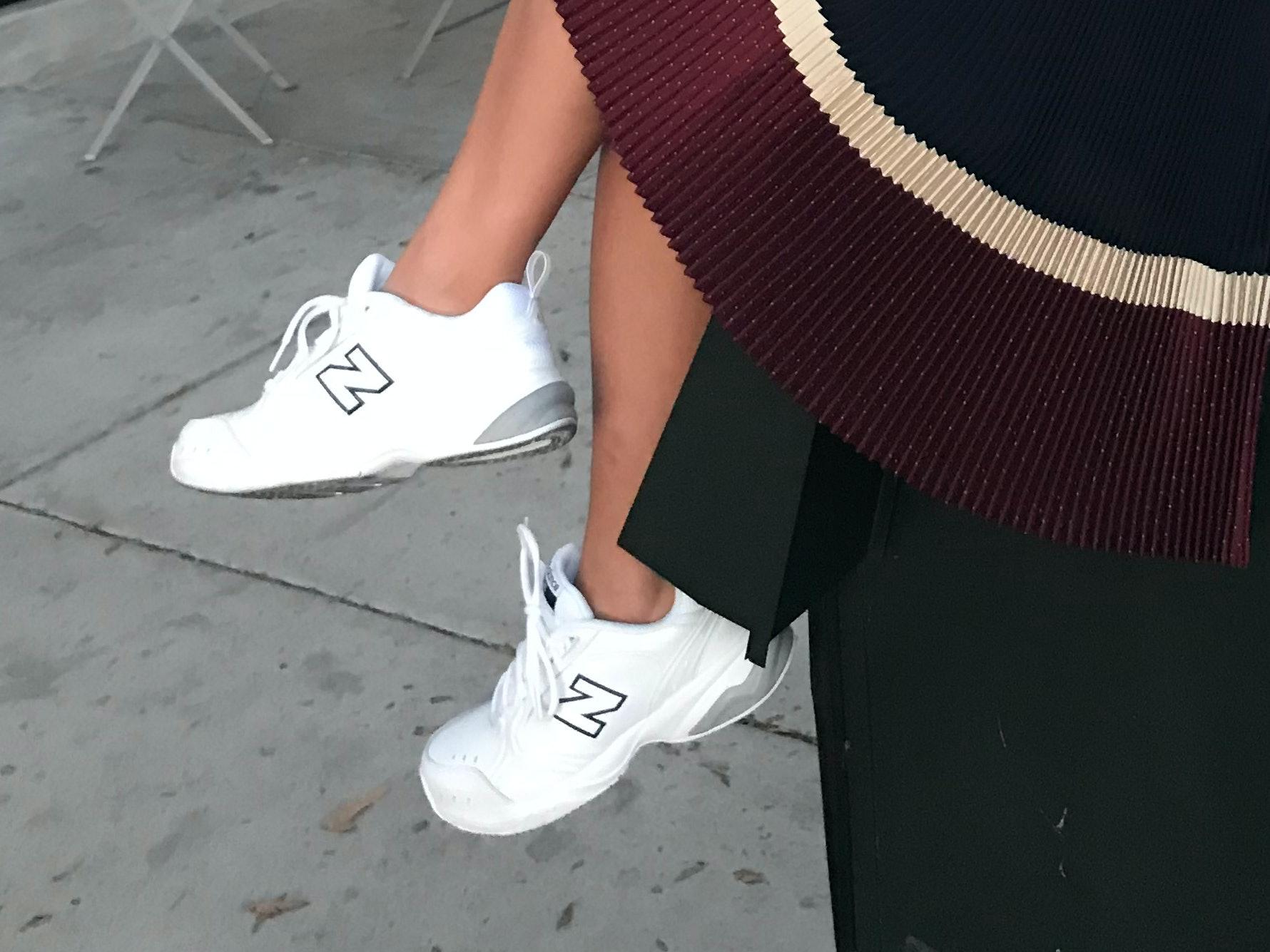 I Wore \u0027Dad Shoes\u0027 For A Week \u0026 They Were SO Much Cooler