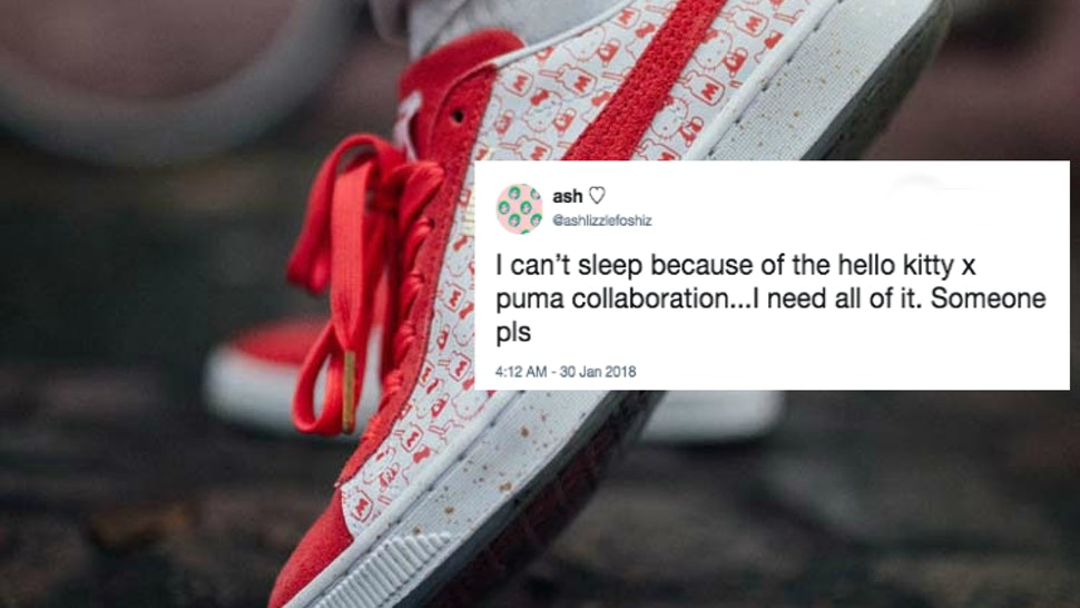 a0dff7d673d What s In The Hello Kitty x Puma Line  This Line Is The Cat s Meow