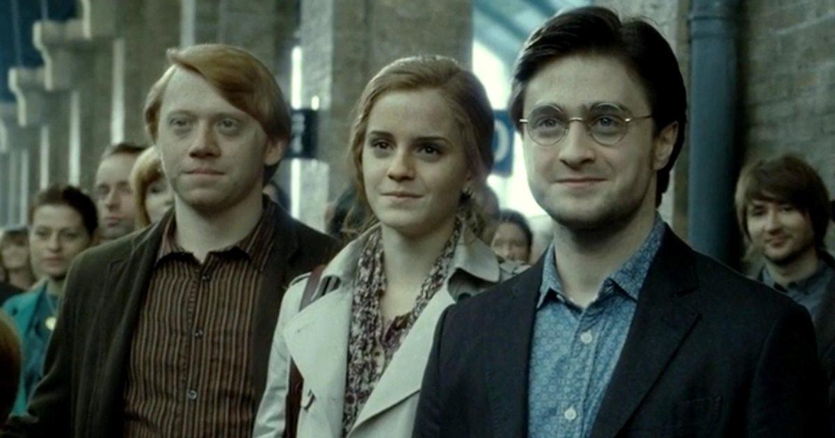 Harry Potter og Hermine dating fanfic