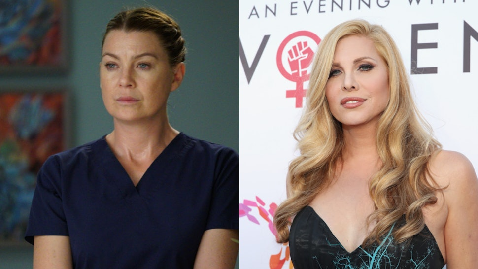 Candis Caynes Greys Anatomy Trans Storyline Is Breaking New