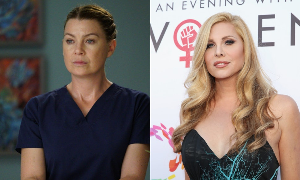 Candis Cayne\'s \'Grey\'s Anatomy\' Trans Storyline Is Breaking New ...