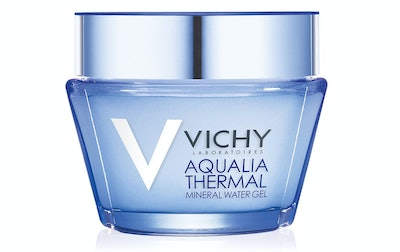 Vichy Aqualia Thermal Mineral Water Gel Facial Moisturizer
