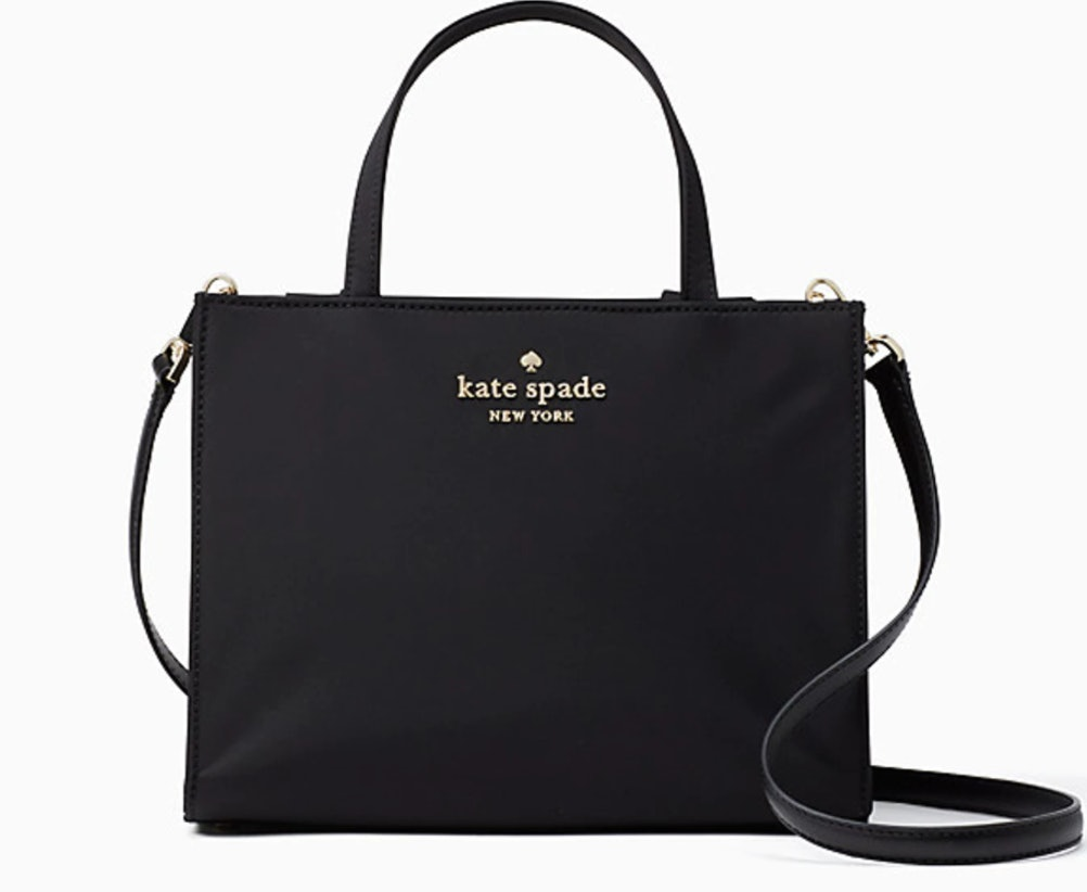 Kate Spade S Boxy Sam Bag Is Back 90s Kids Will Love The Updated Version