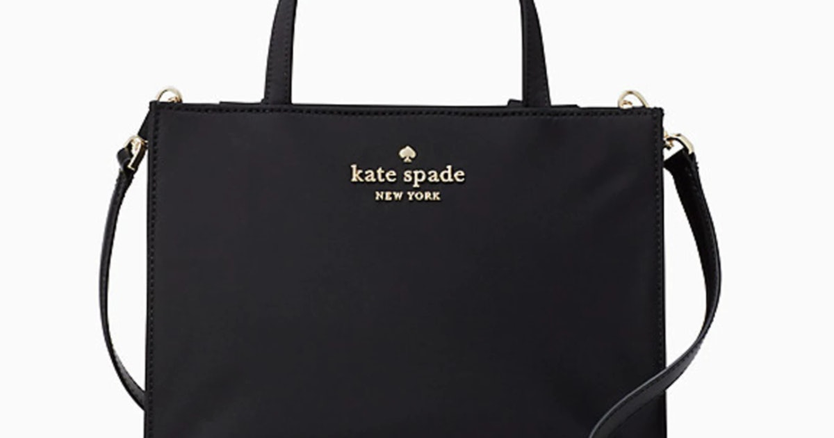 kate spades boxy sam bag is back 90s kids will love the updated version