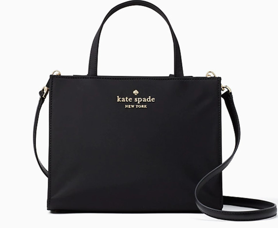Kate Spade S Boxy Sam Bag Is Back 90s Kids Will Love The Updated