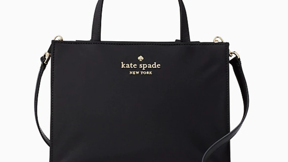 Kate Spade s Boxy Sam Bag Is Back    90s Kids Will Love The Updated Version c39efe3822