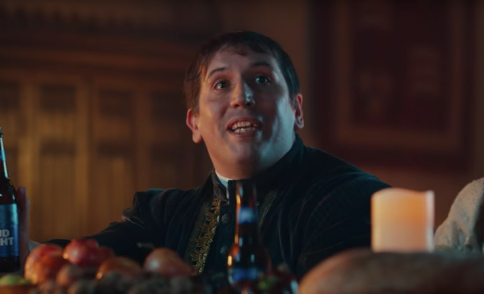 What does dilly dilly mean the bud light super bowl commercial the bud light super bowl commercial has everyone talking nonsense mozeypictures Gallery
