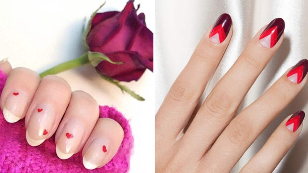 14 Nail Art Ideas For Valentine\'s Day That Won\'t Make You Nauseous