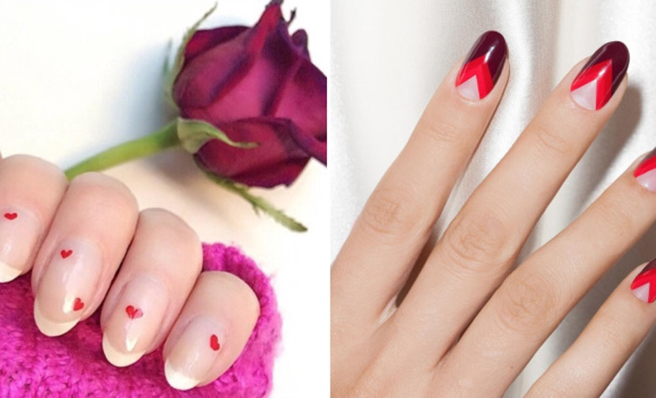 14 Nail Art Ideas For Valentines Day That Wont Make You Nauseous