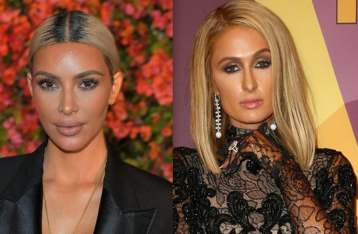 Lela Starr Kim Kardashian