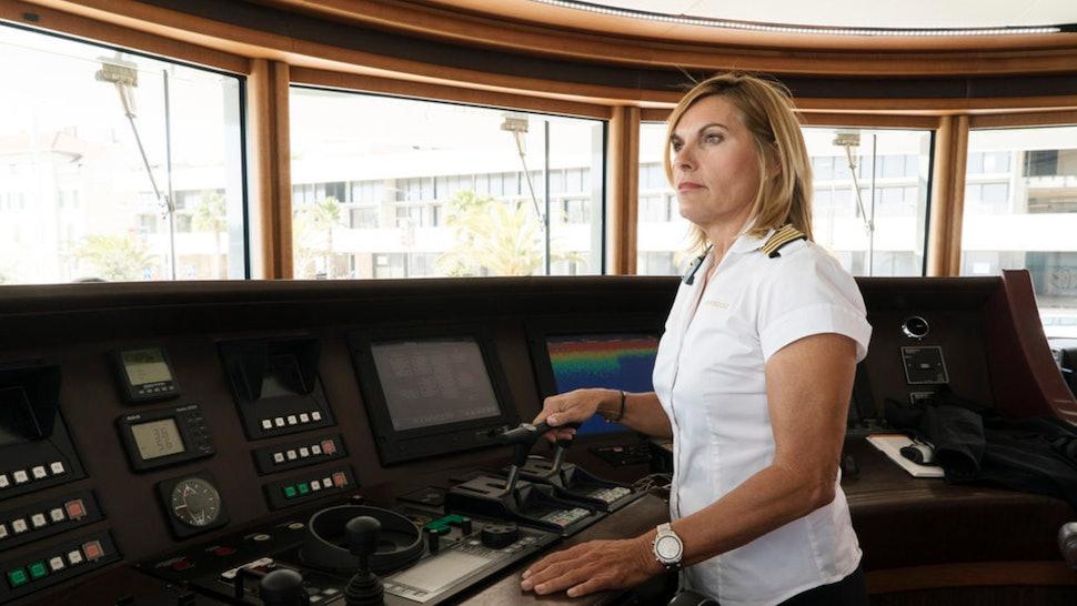 Will Captain Sandy Be On 'Below Deck Mediterranean' Season 3? Get