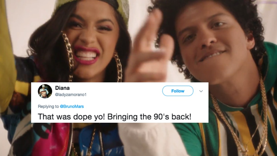"Cardi B & Bruno Mars' ""Finesse"" Is Here & Twitter Can't Get"