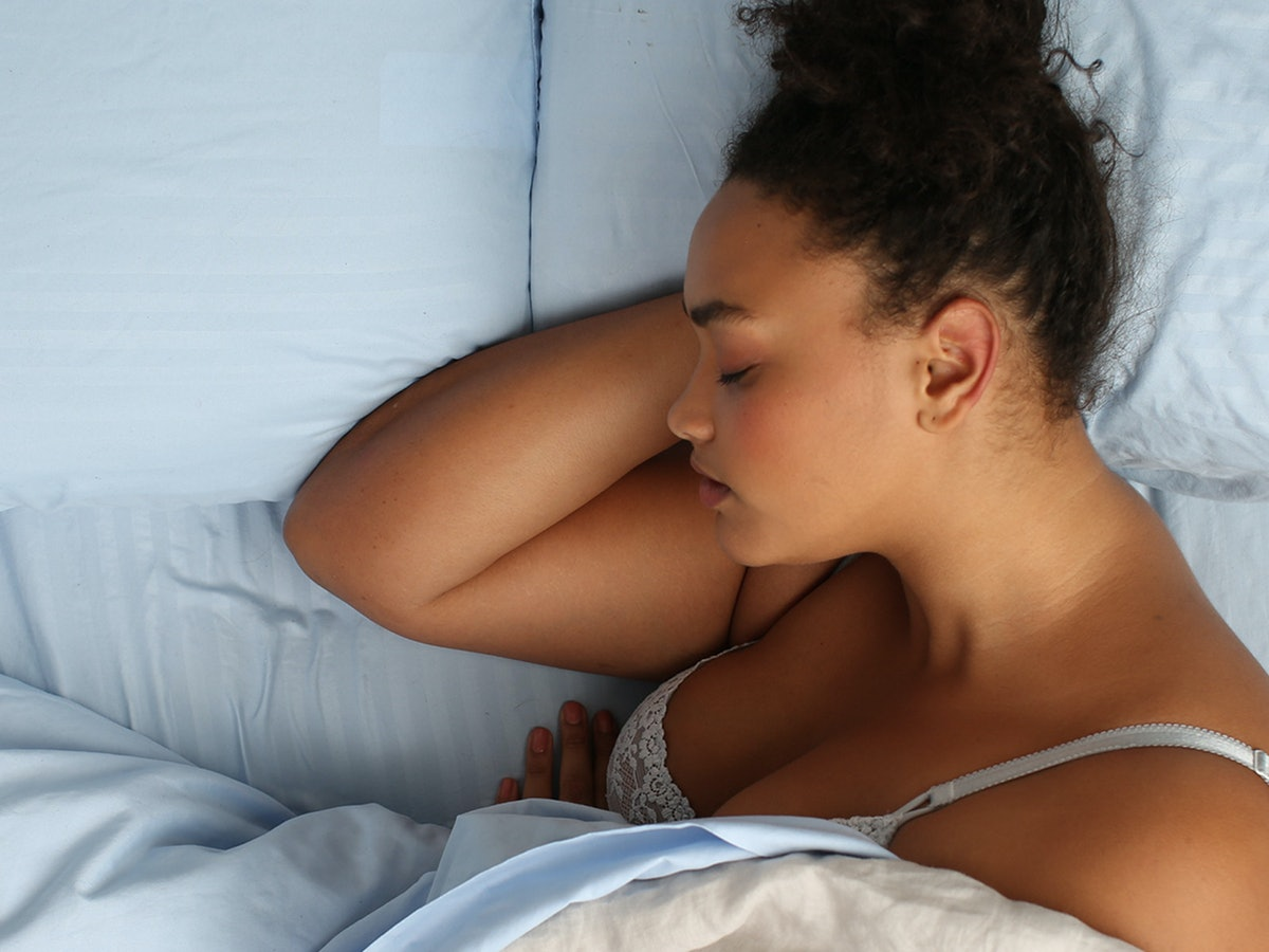 Why Am I Sweating At Night? This Is What Causes Night Sweats, & How To Avoid Them
