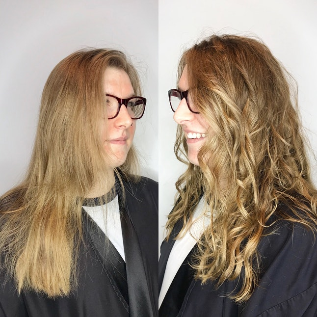 Are Perms Bad For Your Hair It All Depends On Your Hair History