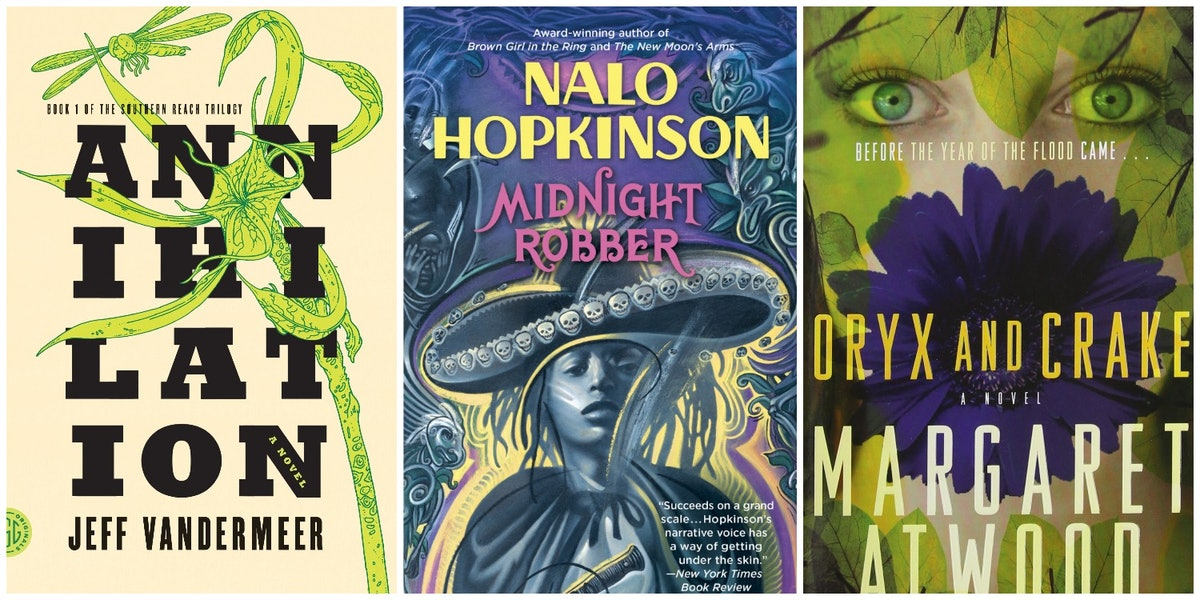 13 Book Club Suggestions If You Want To Introduce Your Friends To Science Fiction