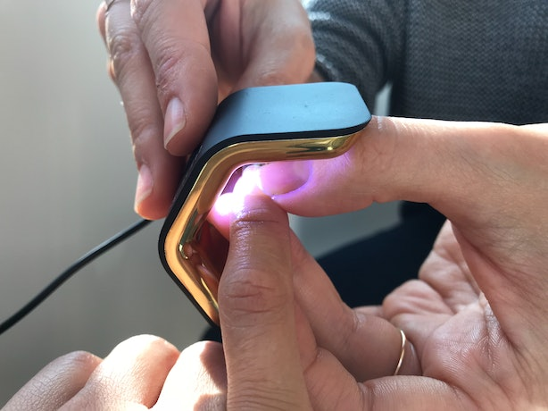 Your Gel Nail Extensions Can Last Up To Three Weeks According Aprés Website But Goldstein Says It Should You As Long A Manicure Would