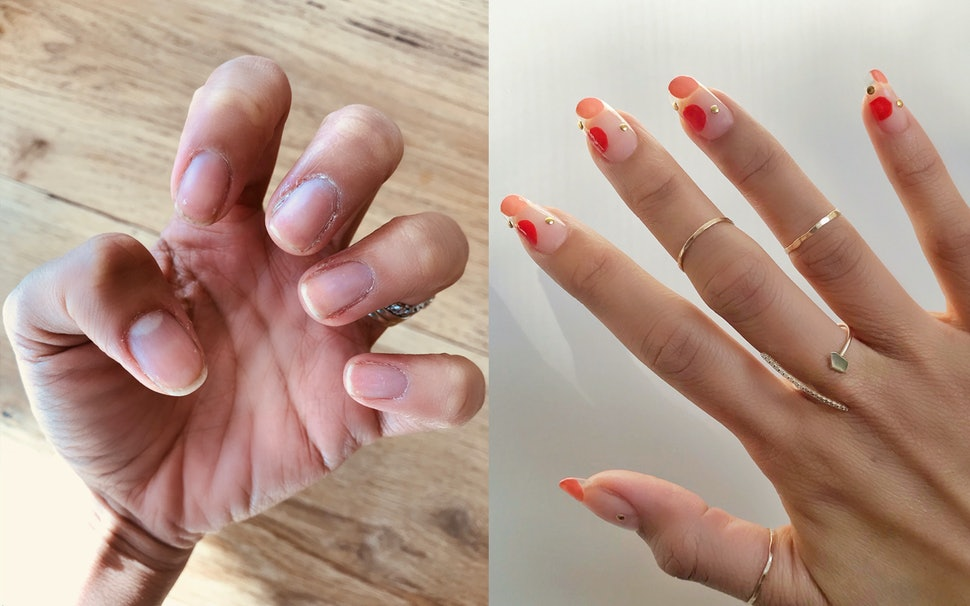What Are Gel Nail Extensions Everything You Need To Know About The