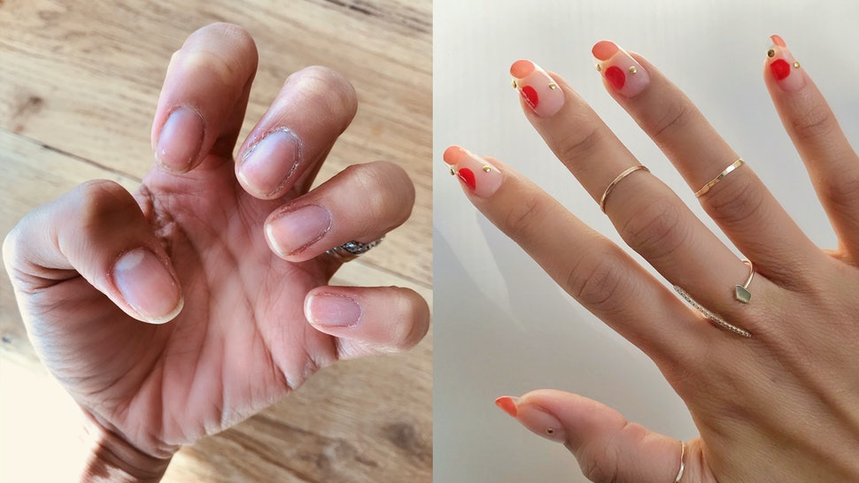 What Are Gel Nail Extensions? Everything You Need To Know About The ...