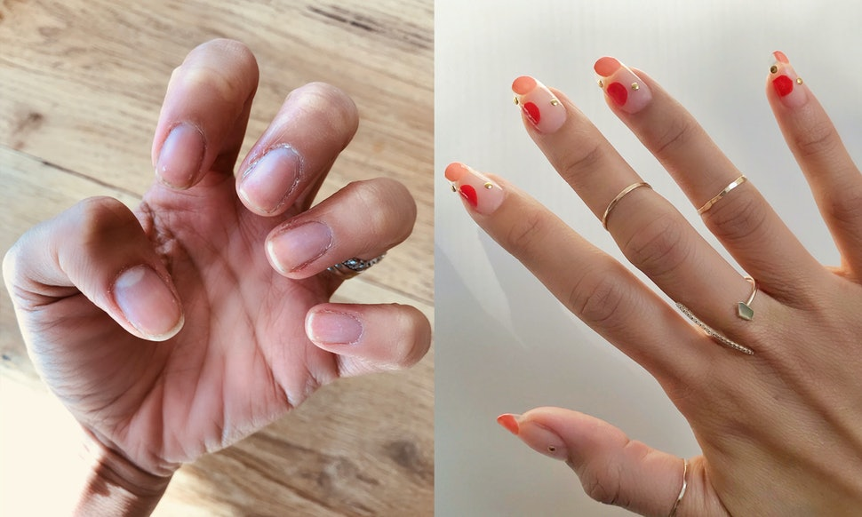 What are gel nail extensions everything you need to know about the what are gel nail extensions everything you need to know about the healthier version of acrylics solutioingenieria Gallery