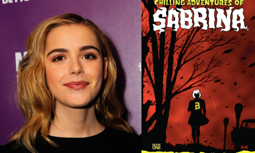 Details About Netflix's 'Sabrina The Teenage Witch' Reboot ...