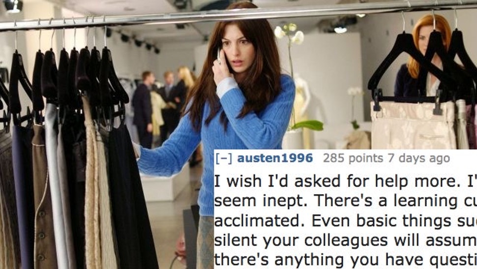 26 Women Share Their Best Tips For The First Week Of Work At