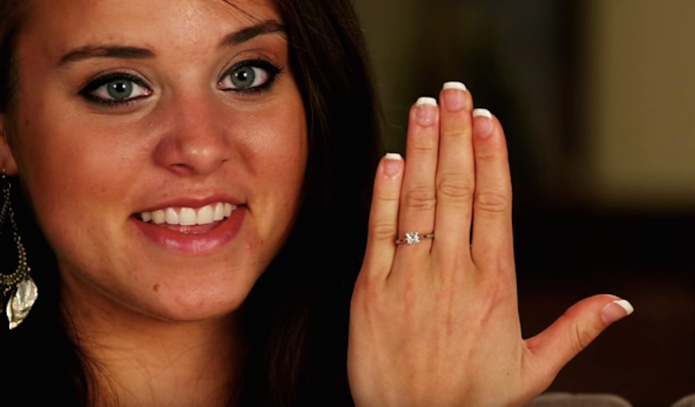 How Much Did Jinger Duggars Engagement Ring Cost Fans Want To Know