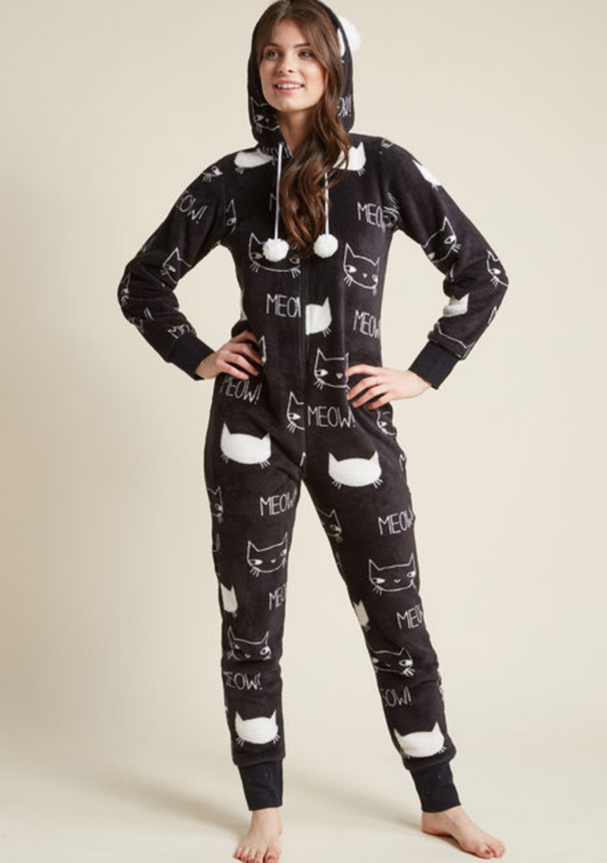 What's the Cat-ch? Onesie