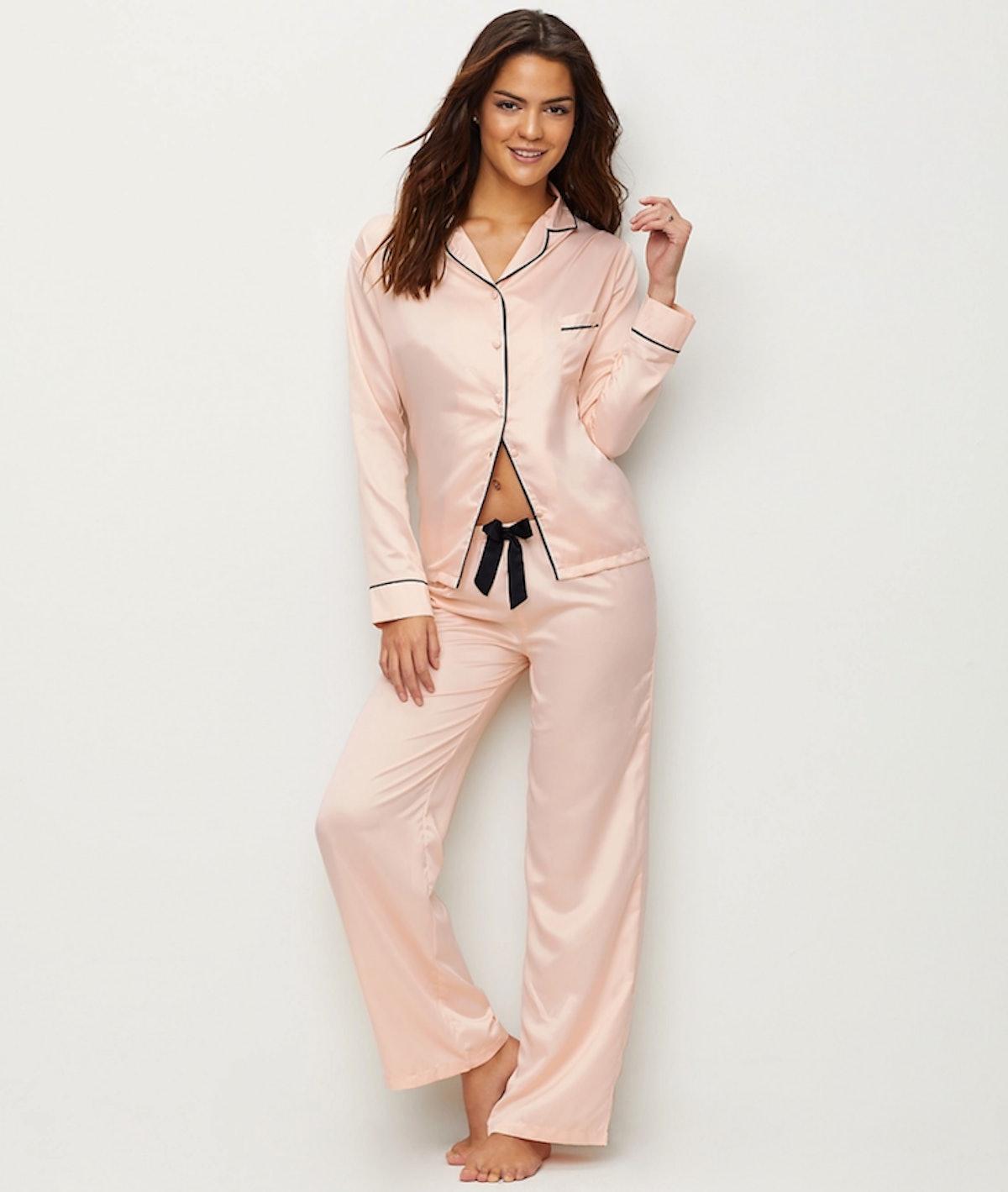 Bluebella Abigail Satin Pajama Set