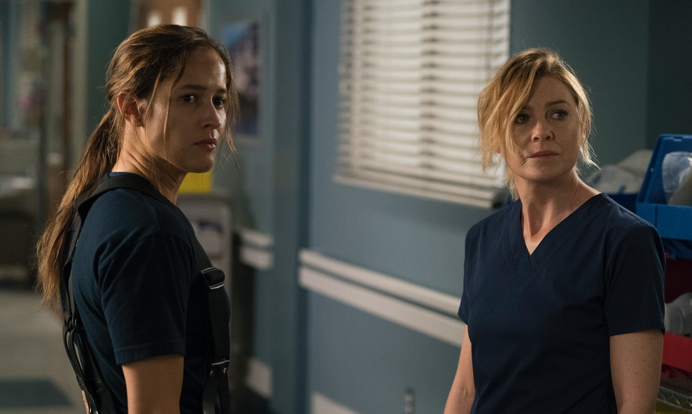 The \'Grey\'s Anatomy\' Spinoff Is Coming & It Sounds Hotter Than Ever