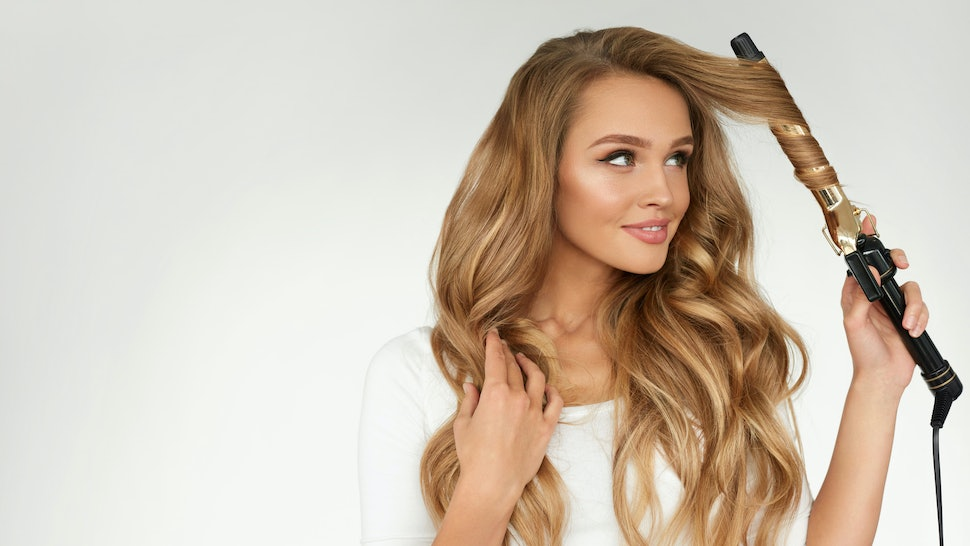 The 5 Best Curling Irons For Fine Hair