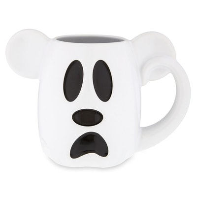 Mickey Mouse Ghost Mug