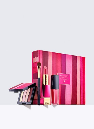Limited-Edition Powerful Pink Color Collection
