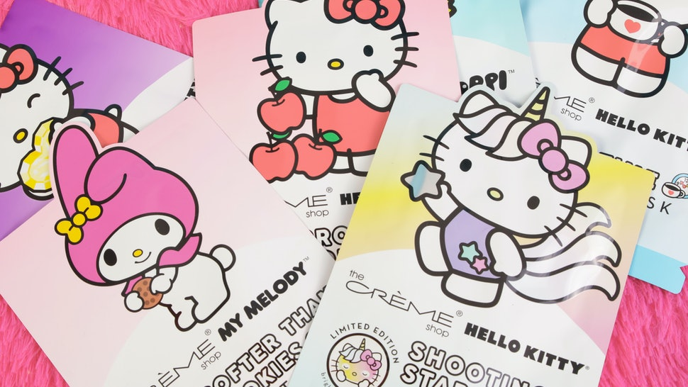 a9ca54d0d Where To Buy The Crème Shop x Sanrio Collection Because Hello Kitty Beauty  Products Are The Best