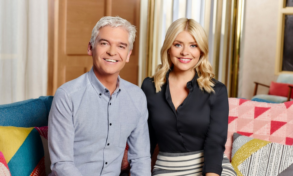 holly willoughby dating show